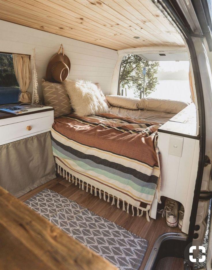 Ich mag die Idee, einen Schreibtisch direkt neben dem Bett zu haben, da …