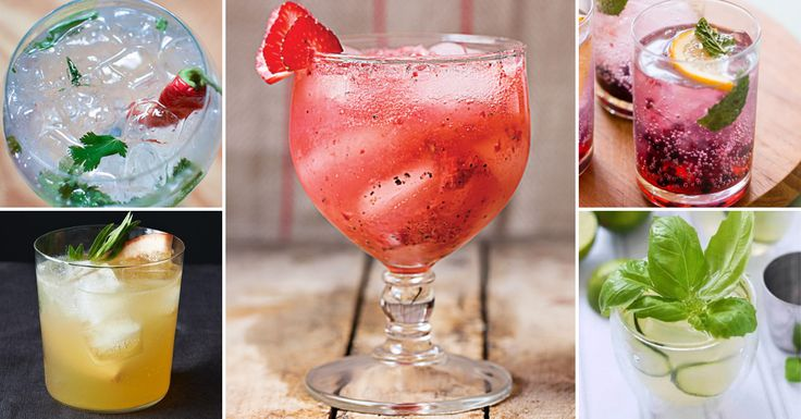 5 delicious ways to pimp your Gin and Tonic