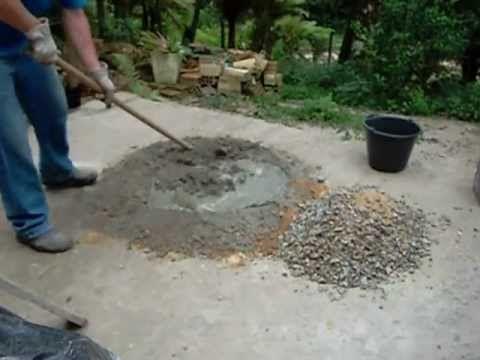 Dicas para traços e consumo na obra (construção civil). - YouTube