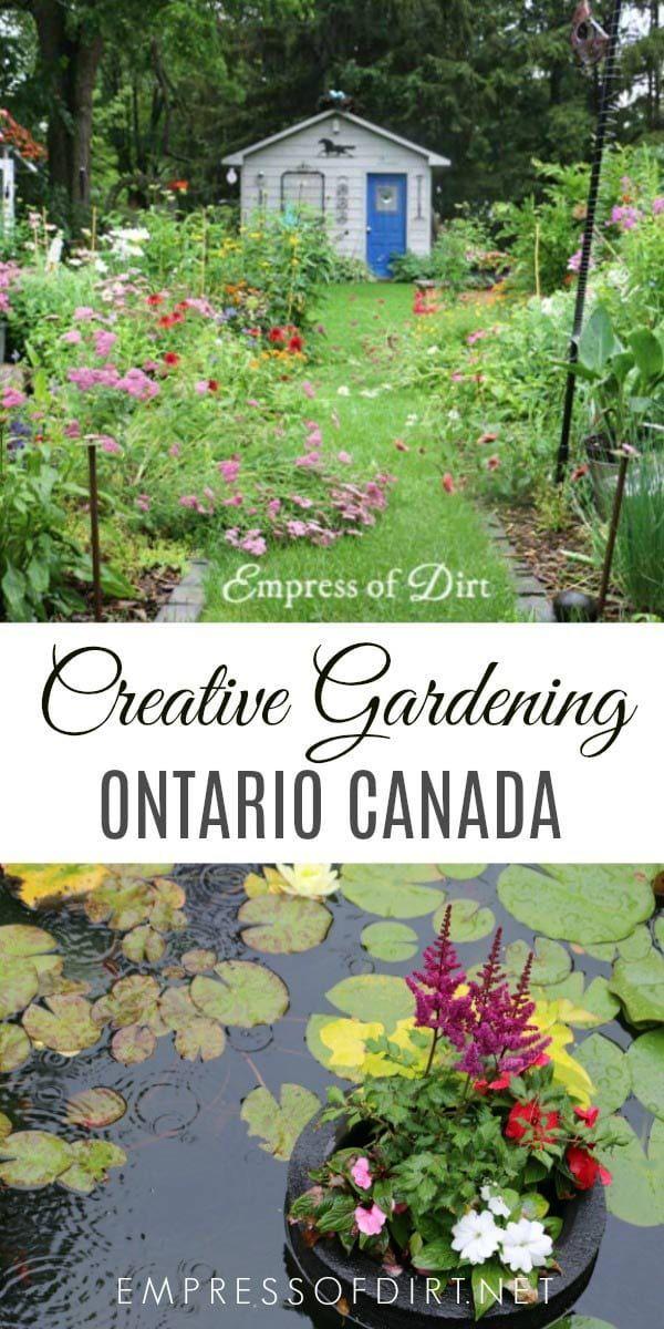 About Garden Ideas Canada Cold Climate Gardening Fruit Garden
