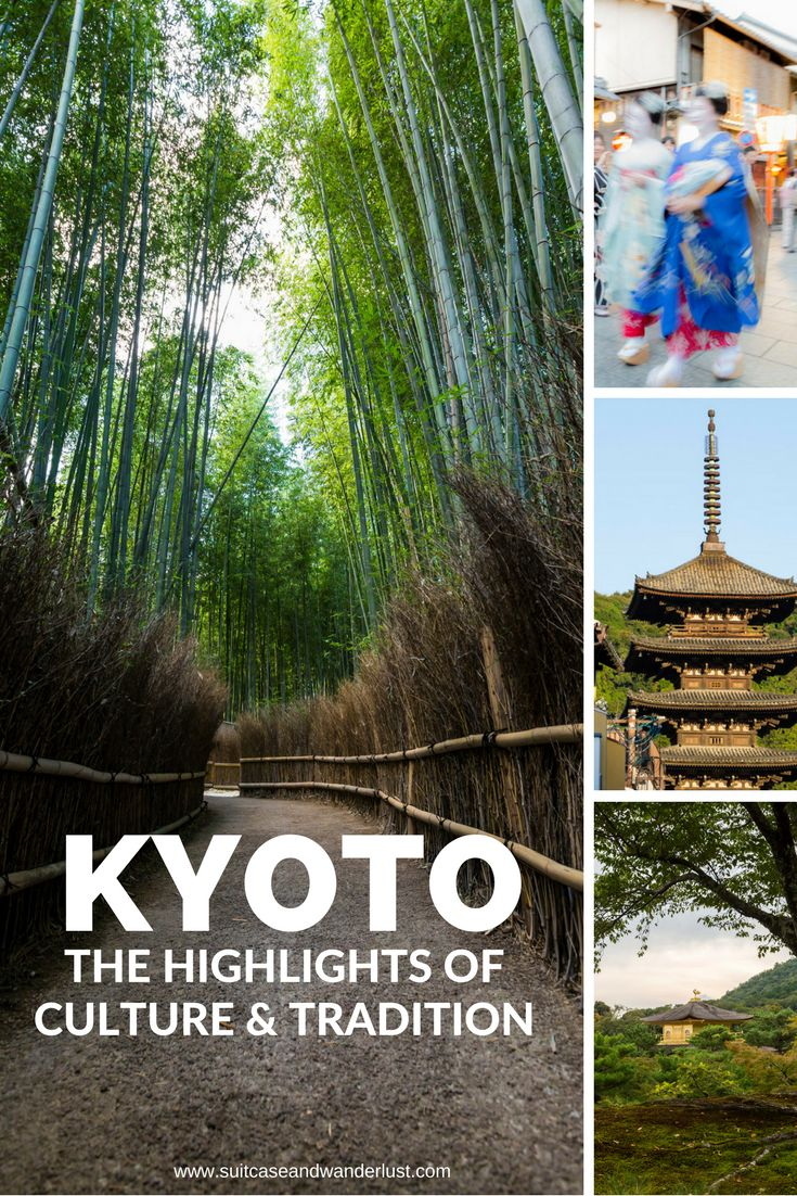 My personal highlights of Kyoto in 4 days.