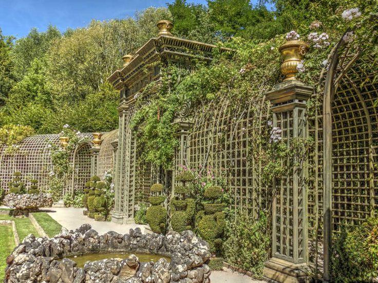 Parc et jardins du Château de Versailles - Bosquet de l'Encelade