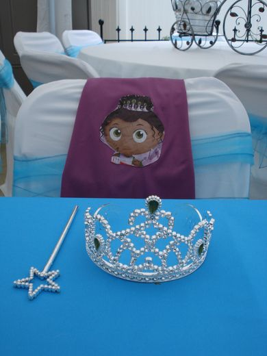 super why! Birthday Party Ideas