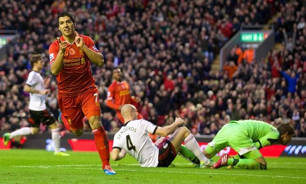 Liverpool 4-0 Fulham - Rodgers' Reds dominate and destroy - Liverpool FC This Is Anfield