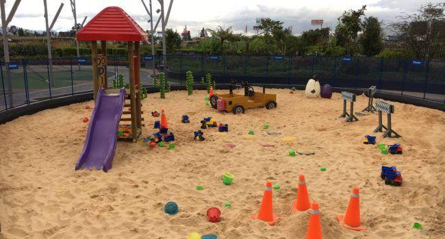 Parques de bogota para niños