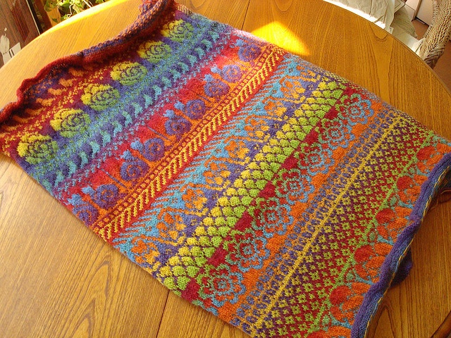353 best Stranded color knitting images on Pinterest | Accessories ...