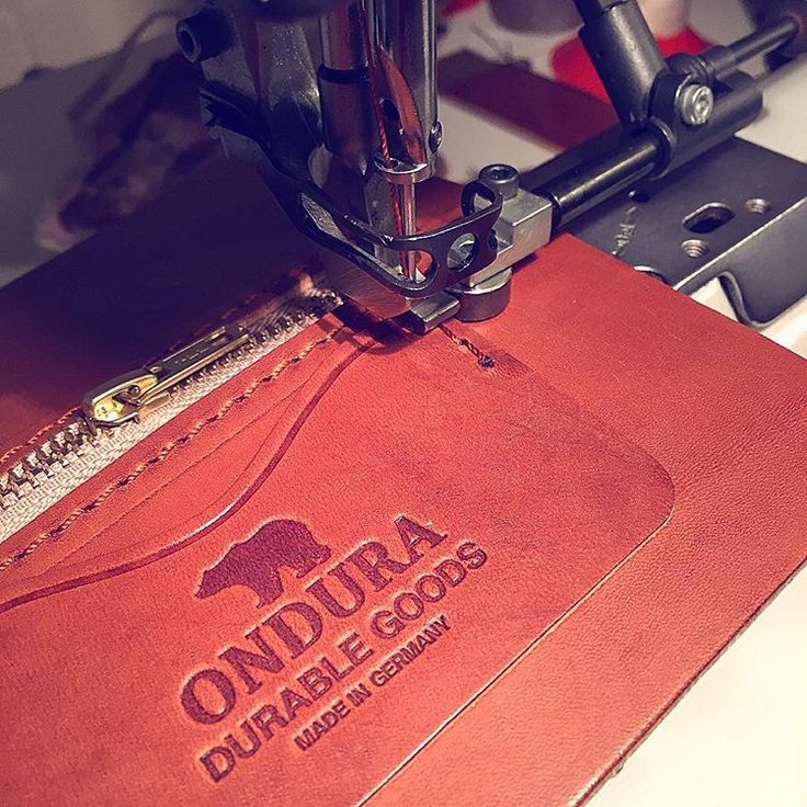 ONDURA durable goods. High quality leathergoods made in germany. made to last…