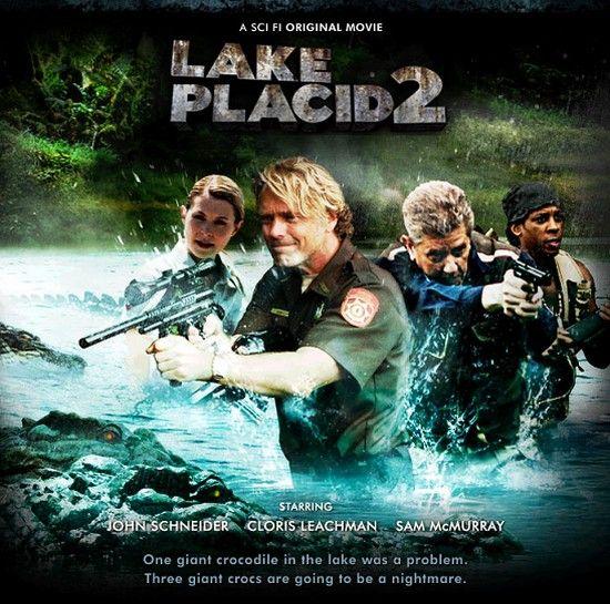 LAKE PLACID 2 | Movie posters (part 1) | Pinterest | Lakes