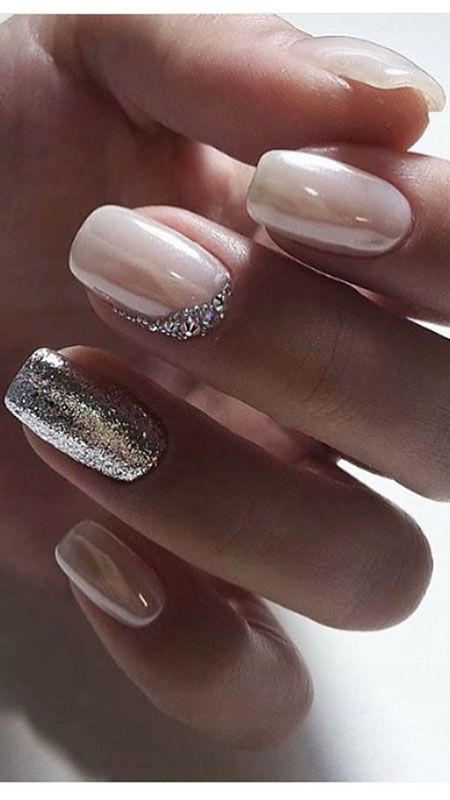 25 Elegante Nageldesigns – Nageldesign & Nailart
