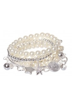 Charms stack wrist wear, AU$8.95 from Colette by Colette Hayman, Australia.