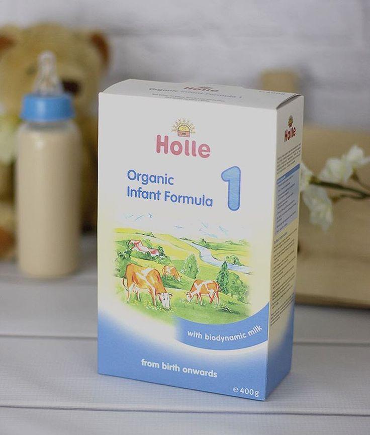 Bio tehéntej alapú tápszer a legkisebbeknek, a Holle-tól!