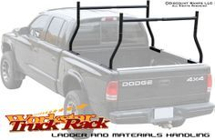 Workstar Pickup Truck Rack from Discount Ramps.