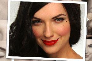 Classic Pin-Up Girl Makeup Tutorial: Makeup Tutorial, Pin Up Girl, Makeup Tips, Pinup Girls, Classic
