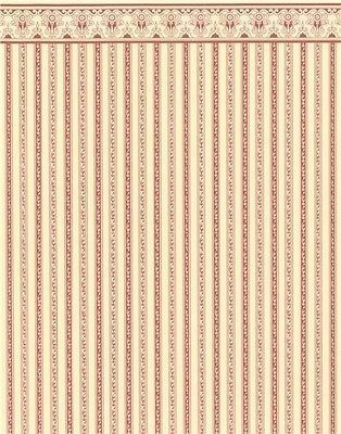 1-24-SCALE-REGENCY-STRIPE-WALLPAPER-DOLLS-HOUSE-MINIATURES