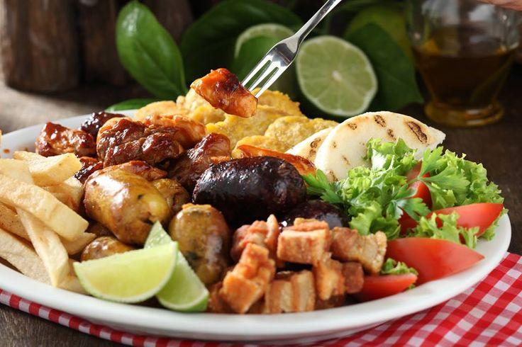 Después de ver la imagen de esta picada querrás correr a #ElRancherito  http://www.elrancherito.com.co/carta/almuerzo-y-comida/entradas