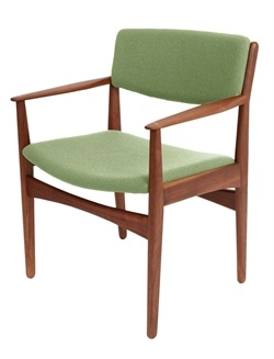 Gregers Armchair - Matt Blatt