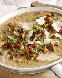 Porcini Risotto Recipe from Daniel Humm of eleven Madison Park and Nomad
