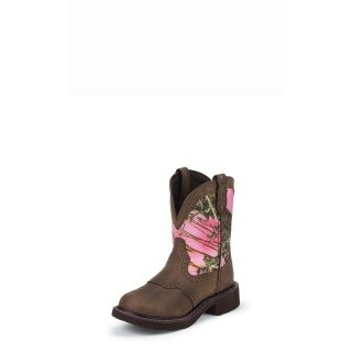 Heel:UNIT Height:8 Insole:J-FLEX FLEXIBLE COMFORT SYSTEM® WITH REMOVABLE ORTHOTIC INSERT Toe:J29 Top Leather:CAMO WITH DIAMOND CUT PULL STRAP Color:BROWNS Pullon/Laced:PULLON