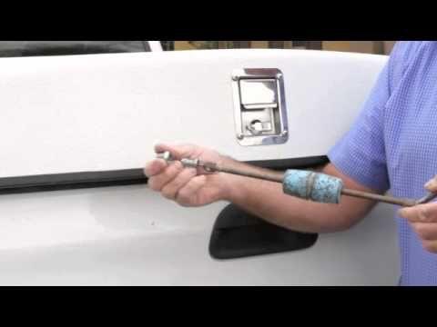 HercuLoc Pickup Truck Bed Cover - YouTube