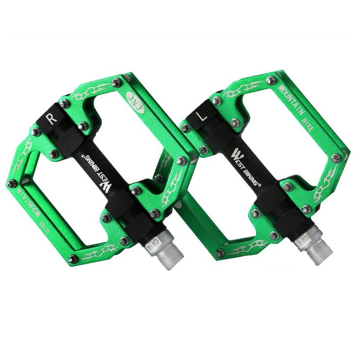 West Biking Cycling Pedals Dead Fly Bicycle Pedals Foot Pegs Outdoor Sports DHCrank MTB Road Bike Pedals: Amazon.co.uk: Sports & Outdoors