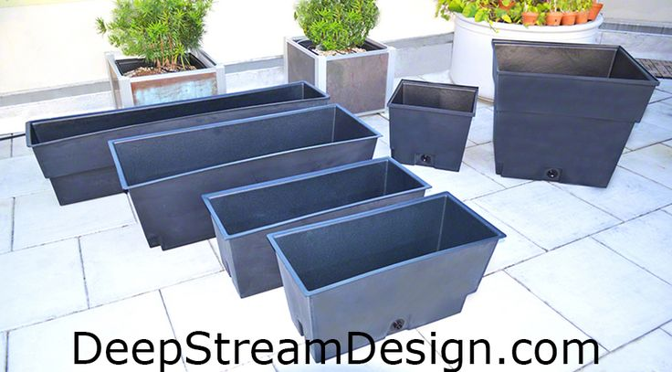 Best 25 Planter Liners Ideas On Pinterest Trash Can