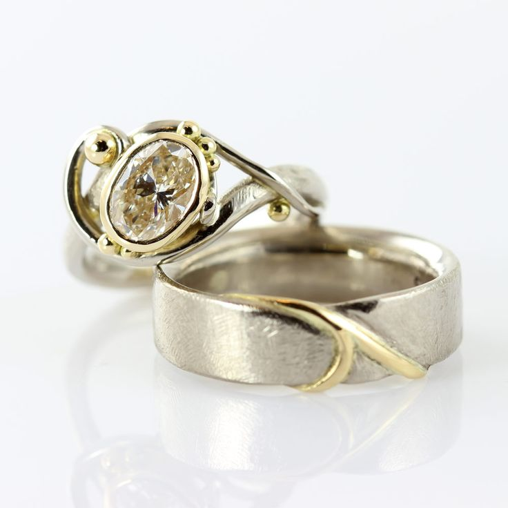 Galleri Castens - Ring of the hunter and his huntress