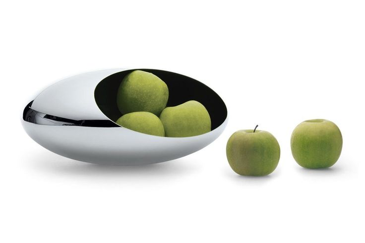 Decorative Fruit and Vegetables 36018: Philippi Germany Cocoon Designer Modern Fruit Display Bowl Centerpiece Decor -> BUY IT NOW ONLY: $175 on eBay!