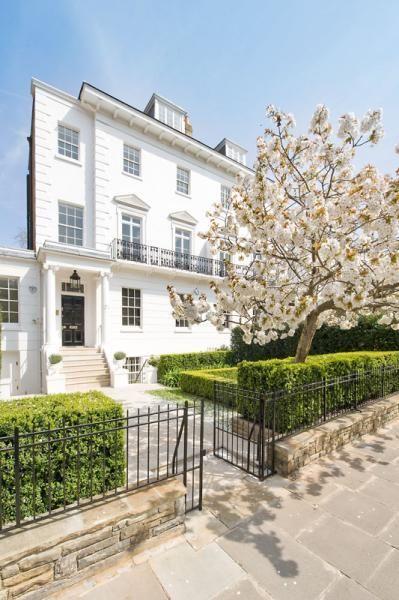 Must visit: the Parent Trap house in London - 23 Egerton Terrace, Kensington, London, England, UK