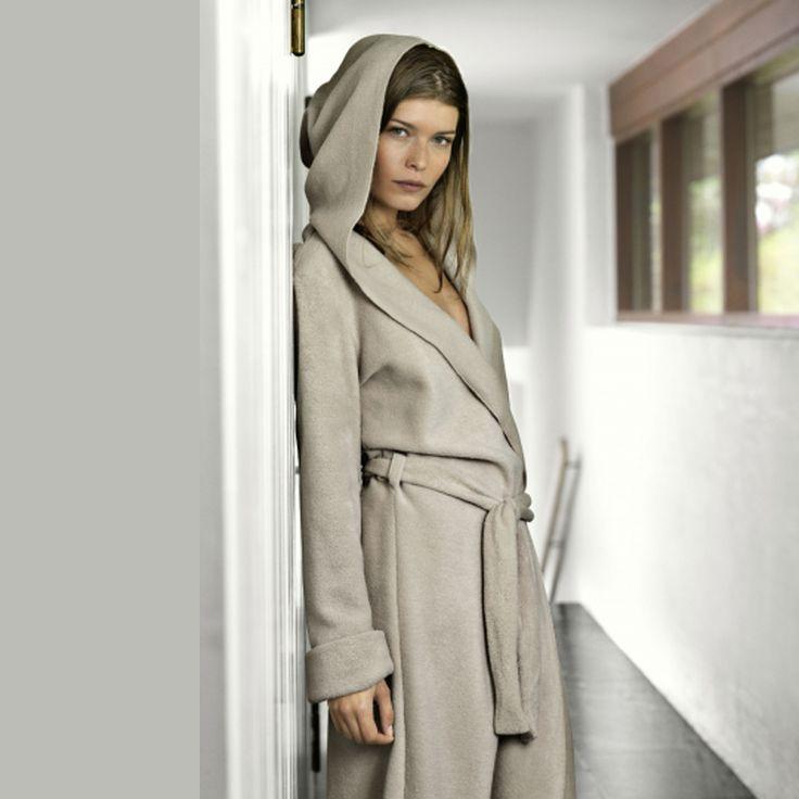 Unisex Men and Women Couples Microfiber Fleece Hooded Ultra Long Plus Size Bathrobe Robes Loungewear Sleepwear Nightgowns