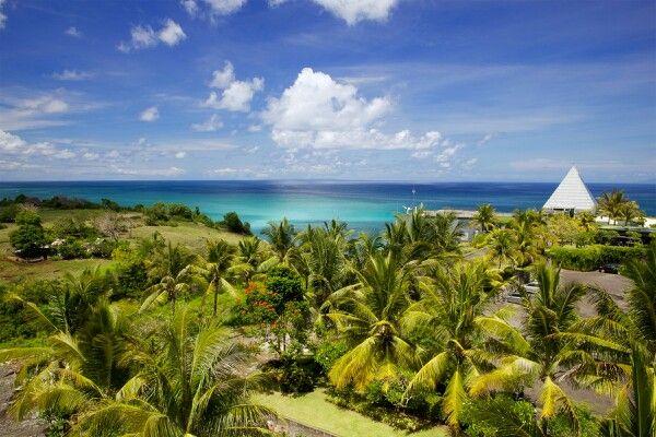 A tremendous view over New Kuta Dreamland beach