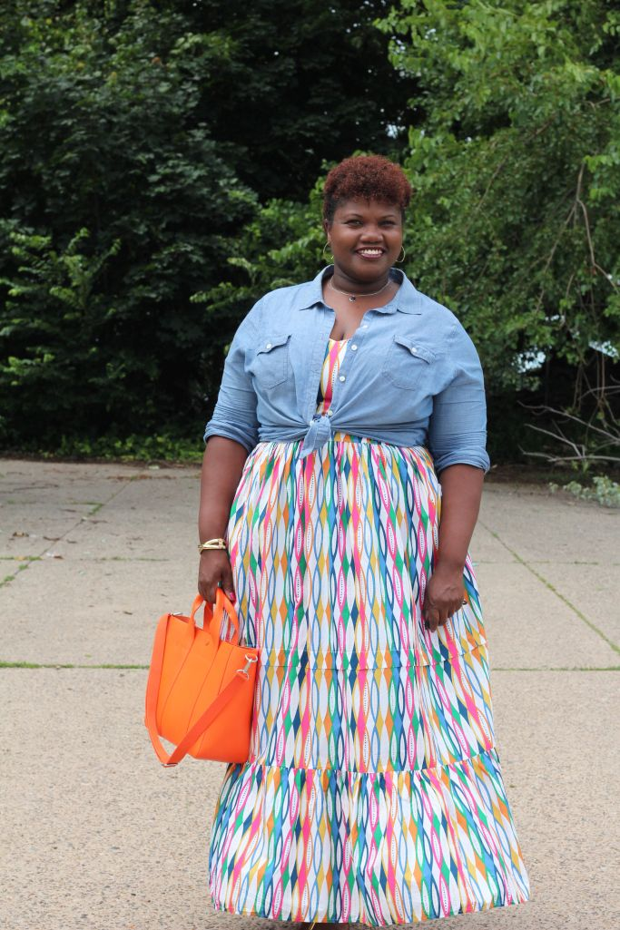 Plus Size Fashion - Grown and Curvy