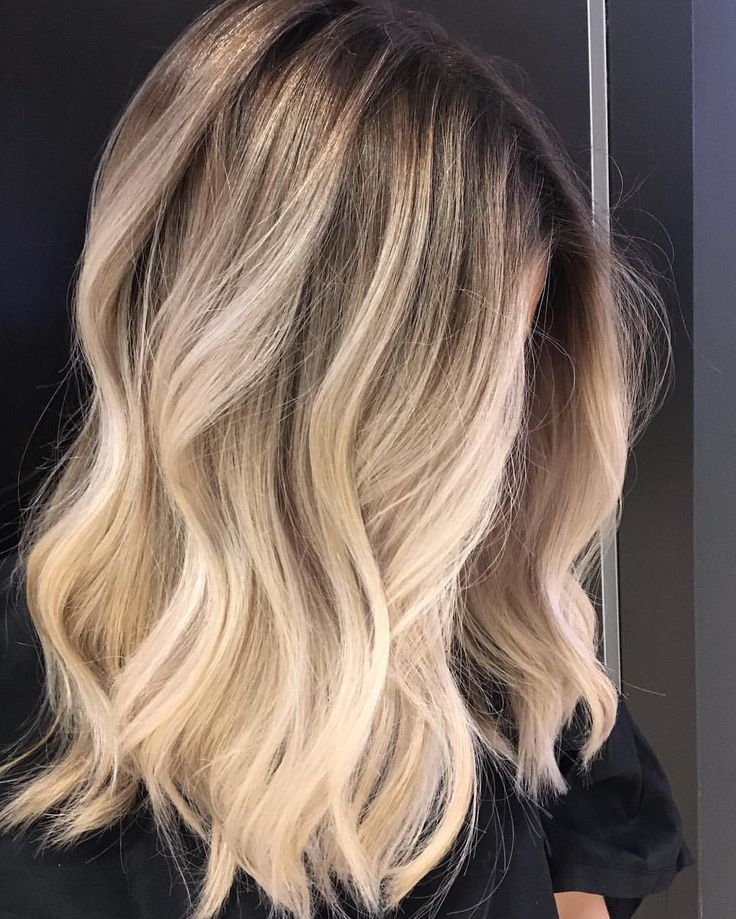 "1,049 Likes, 9 Comments - Diana Vivilecchia (@dvcolour) on Instagram: ""Blended blondes have more fun! Colourist @dvcolour @diana_vivi #fashion #toronto #balayage…"""