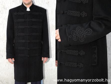 Férfi Bocskai kabát