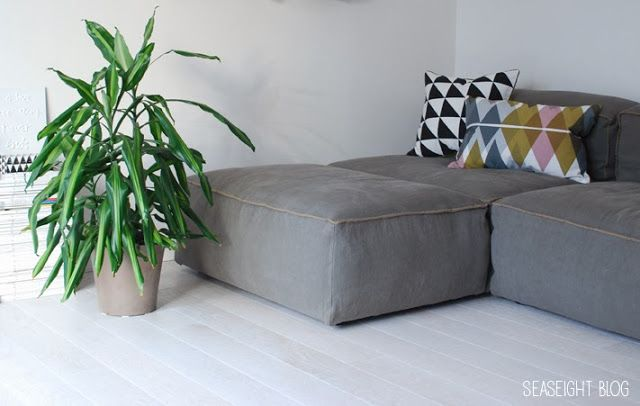 Ferm Living cushions / Ferm Living cuscini / Living / Salotto / photo ©seaseight