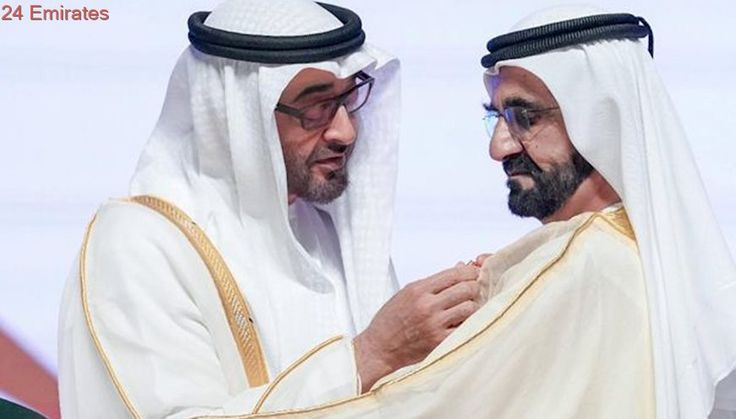 'Exceptional leader' HH Sheikh Mohammed bin Rashid is honoured for his humanitarian work