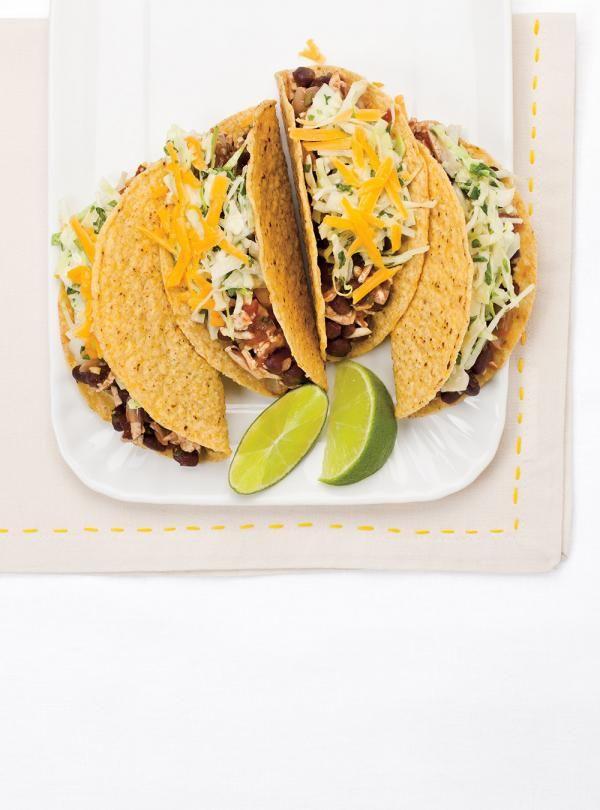 Recette de Ricardo de tacos végétariens