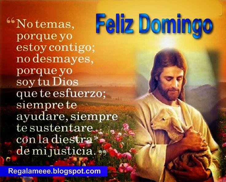 FELIZ DOMINGO - Tarjetas y postales cristianas gratis ...