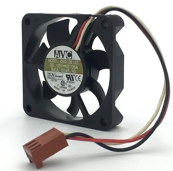 Avc 5010 C5010b12e 12v 0 05a 3wire Cooling Fan Cooling Fan