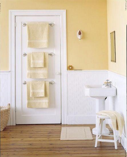 Diese 13 Ideen werden dein Badezimmer vergrößern. Warum bin ich bloß nie auf Nr. 5 gekommen?