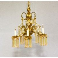 """Juliette"" Chandelier"