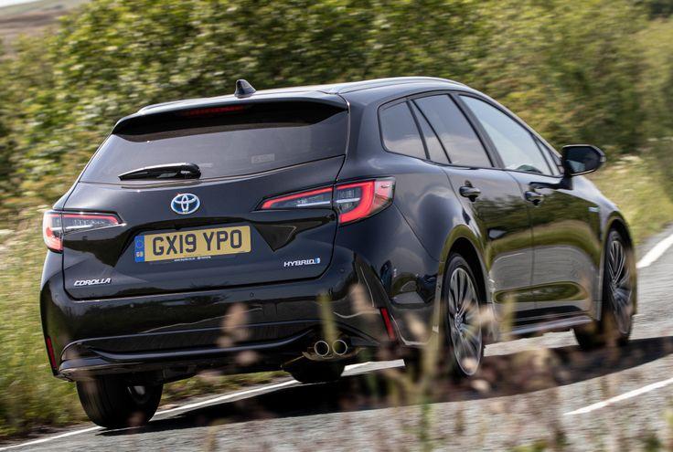 Toyota Corolla Touring Sports Hybrid [UKspec] '2019