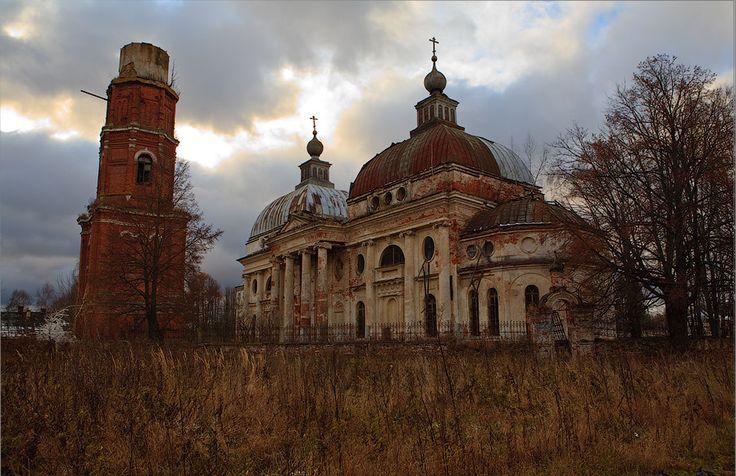 The Church of the Kazan Icon of the Mot