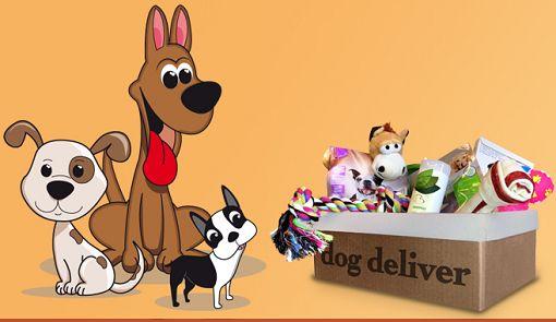 DogDeliver: scatola di regali a sorpresa per il tuo cane - http://www.omaggiomania.com/animali/dogdeliver-scatola-regali-sorpresa-per-tuo-cane/