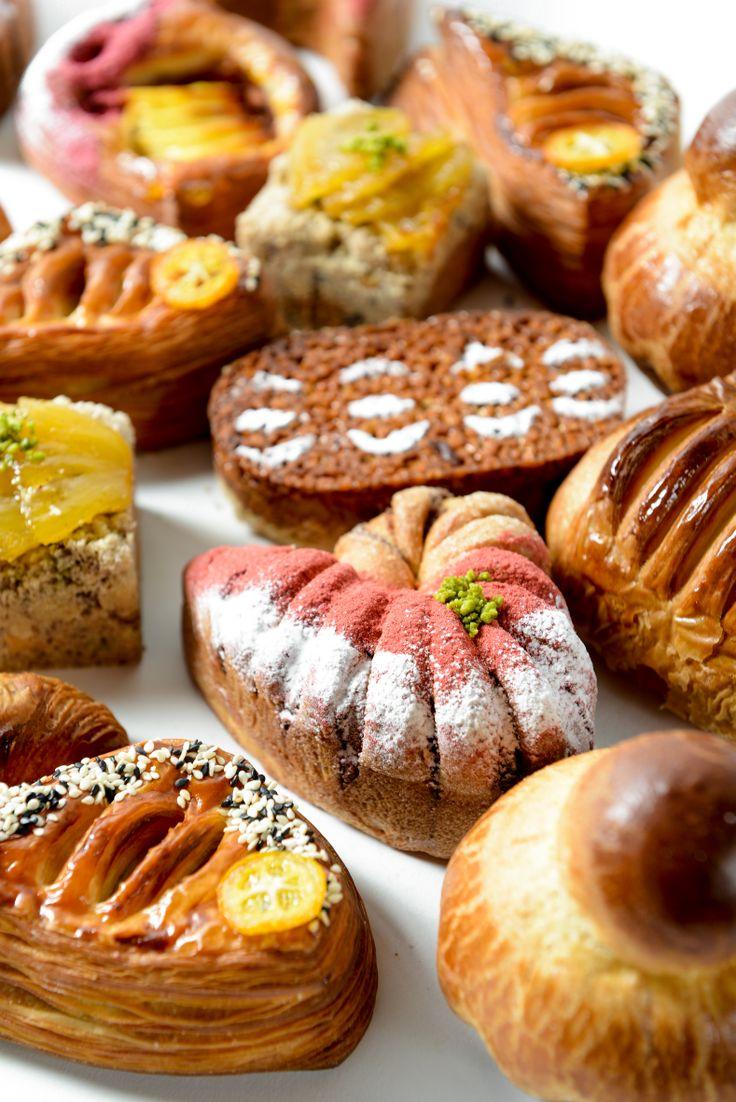 Masters de la Boulangerie 2014 – candidat de TAIWAN, Lin KUN-WEI, catégorie Viennoiserie /2014 Bakery Masters – candidate from TAIWAN, Lin KUN-WEI, Viennese pastry category  Copyright Sabine SERRAD