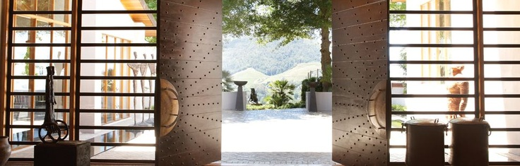 Delaire Graff Estate, Stellenbosch, South Africa - Wine Estate, Hotel Accommodation, Spa, Restaurant