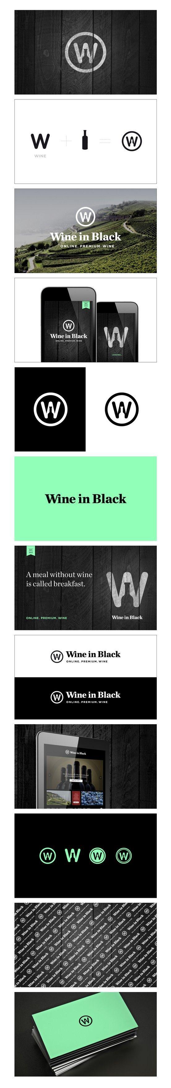 CD • Wine In Black