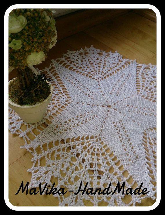Crochet,doily,tablecloth,napkin,hook
