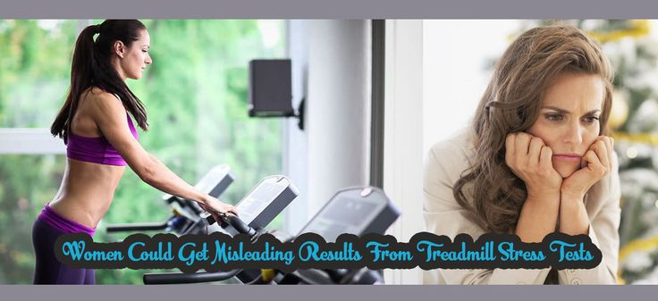 Women Could Get Misleading Results From Treadmill Stress Tests