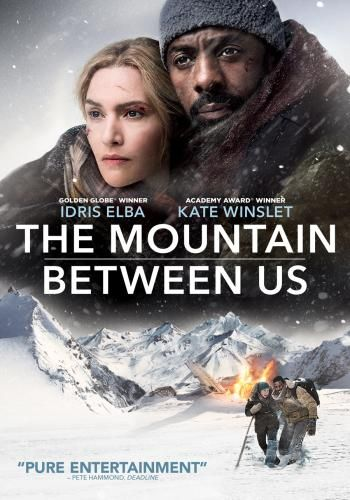 Have you seen it yet? 'Cause I think you should. It stars Idris Elba and Kate Winslet. Here's how Redbox describes it: Two strangers embark on a dangerous trek to safety after their chartered flight crashes on a remote snowy mountain in Utah. Along the way, the pair begin to develop feelings for each other as they try to stay alive in this stirring romantic adventure.