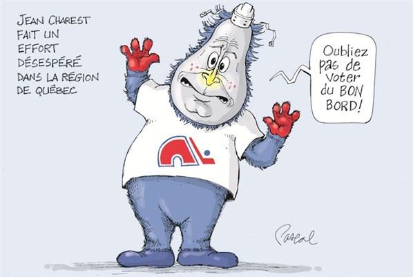 La caricature du jour - Lundi 3 septembre (© Pascal Elie)